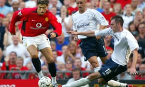 Cristiano Ronaldo S Six Greatest Games At Old Trafford Paul Wilson Football The Guardian