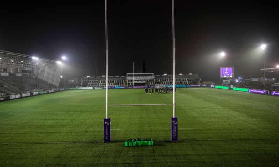 Newcastle were expecting to host Leicester at Kingston Park in the Premiership on Boxing Day. The game will not be rescheduled.