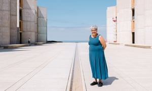 Professor Joanne Chory at the Salk Institute, where she leads her Ideal Plant project.