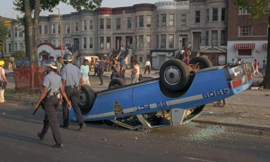 The Crown Heights riots