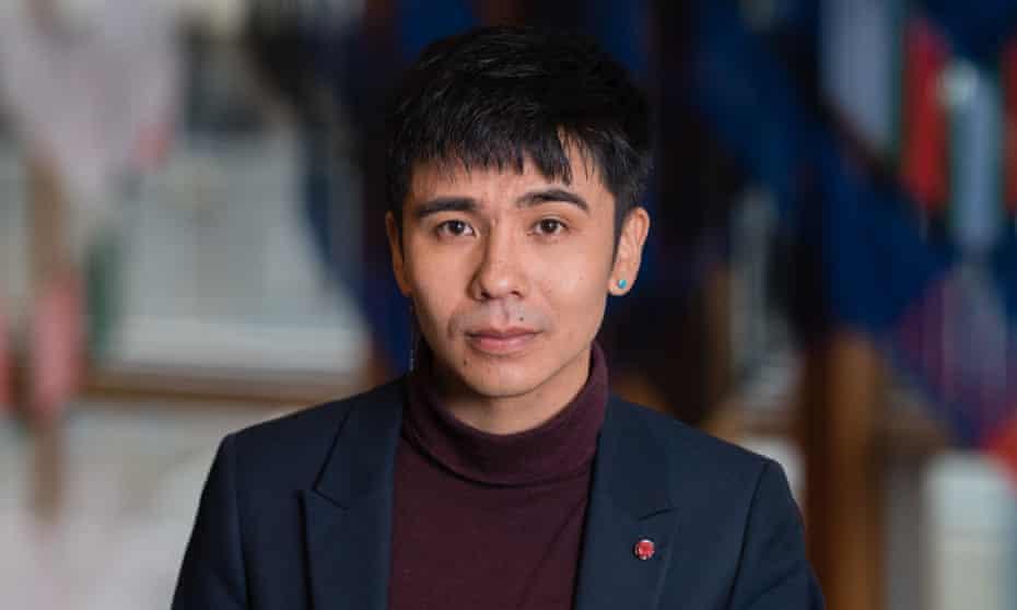 'My precarious history' … Ocean Vuong.
