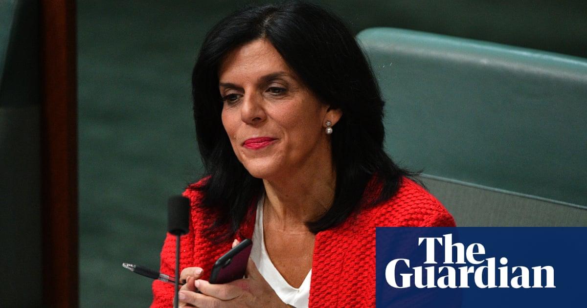 'Menacing controlling wallpaper': Julia Banks says her three months under Scott Morrison were 'gut-wrenching'
