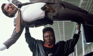 Grace Jones in 1985's A View to a Kill