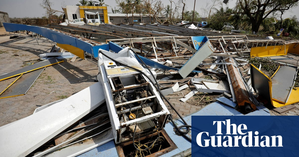 Rapid heating of Indian Ocean worsening cyclones, say scientists