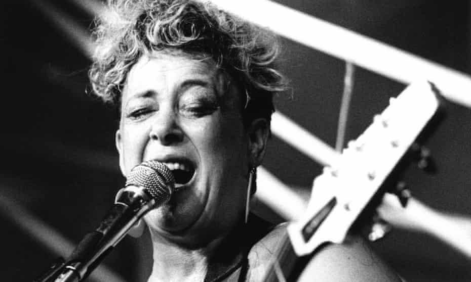 More punk than anyone around her … Vi Subversa.