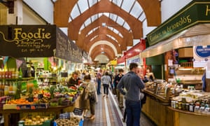 The English Market in Cork, County Cork, Republic of Ireland