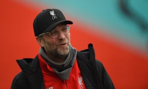 Jürgen Klopp's Liverpool last lost at home in the Premier League to Crystal Palace in April 2017