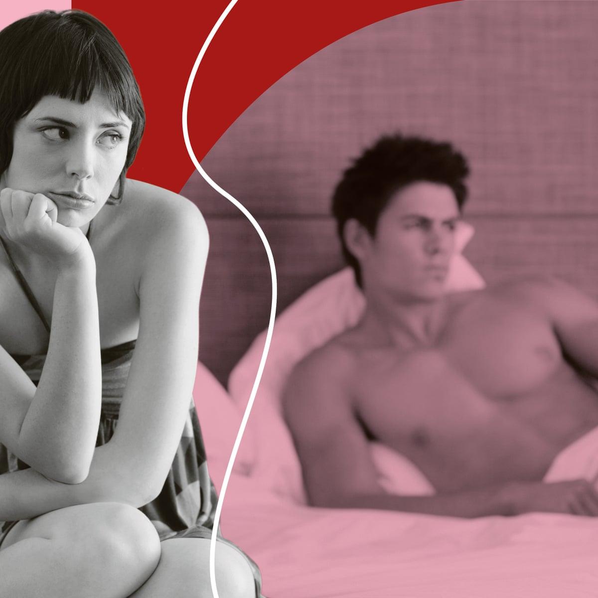 Wife never initiates intimacy