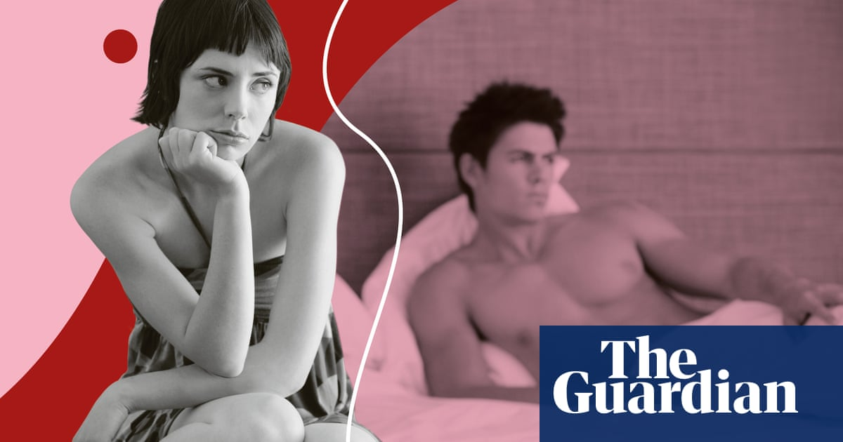 My boyfriend never initiates sex – how can I help him to be more confident?