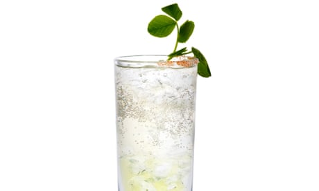 Cocktail of the week: sweet pea