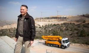 Palestinian-American developer Bashar al-Masri.