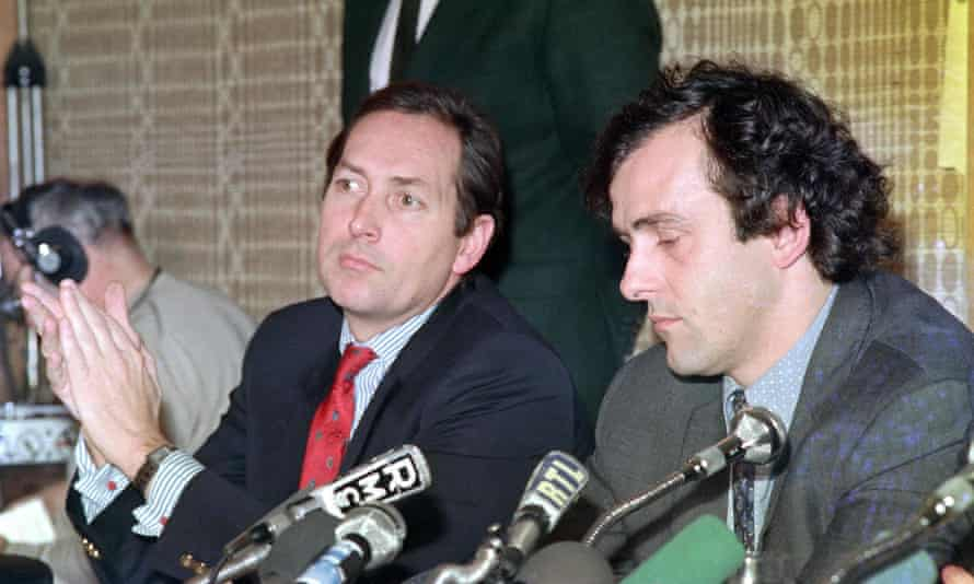 Gérard Houllier was an assistant to Michel Platini with the France national side before a short and unsuccessful time in charge.