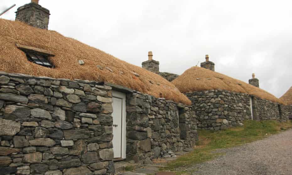 Blackhouses, Lewis, Outer Hebrides