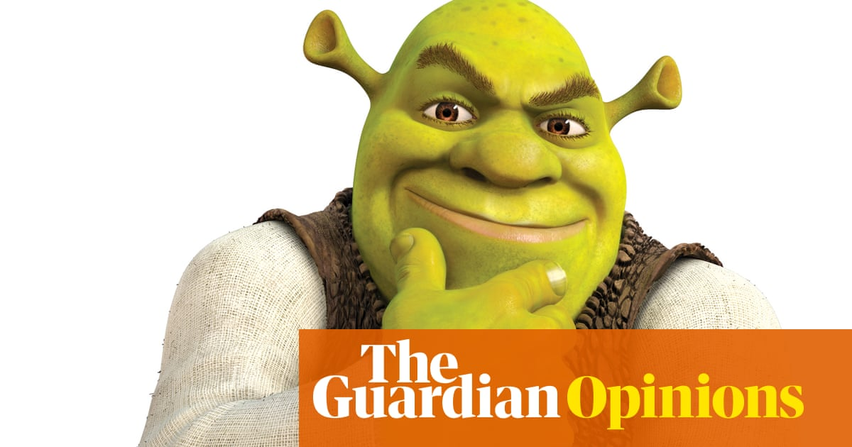 Brexit is like Shrek: messy, complicated and bad-tempered
