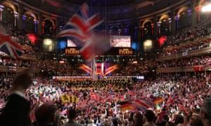 Last Night of the Proms, 2012.