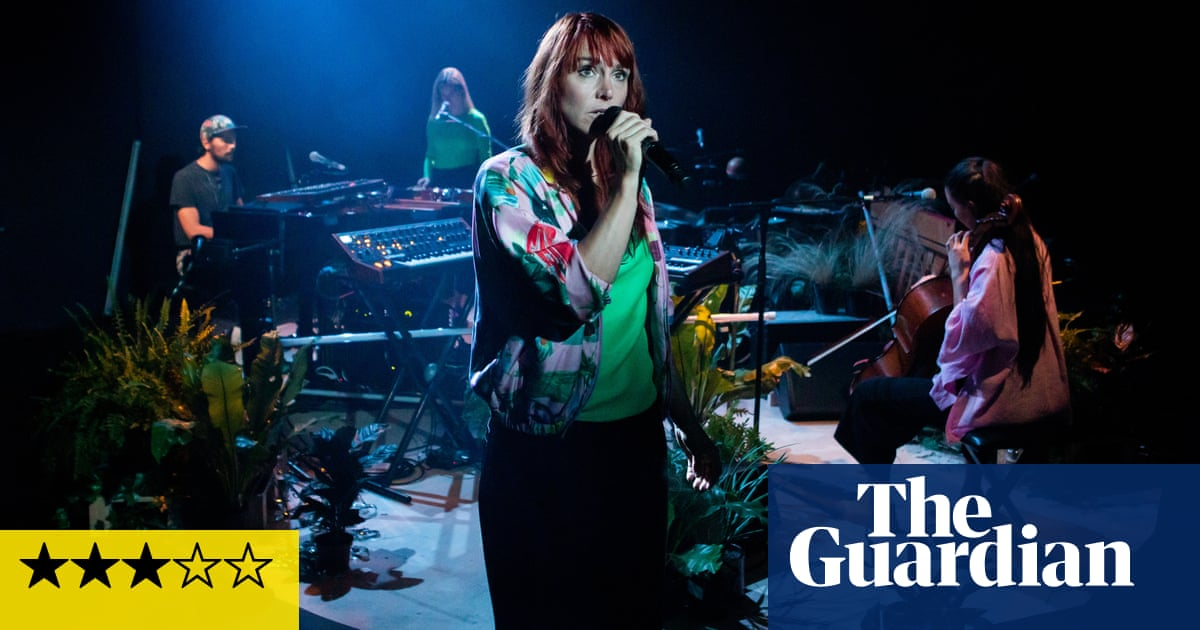 The Song Project review – a mixed bag of theatrical ballads