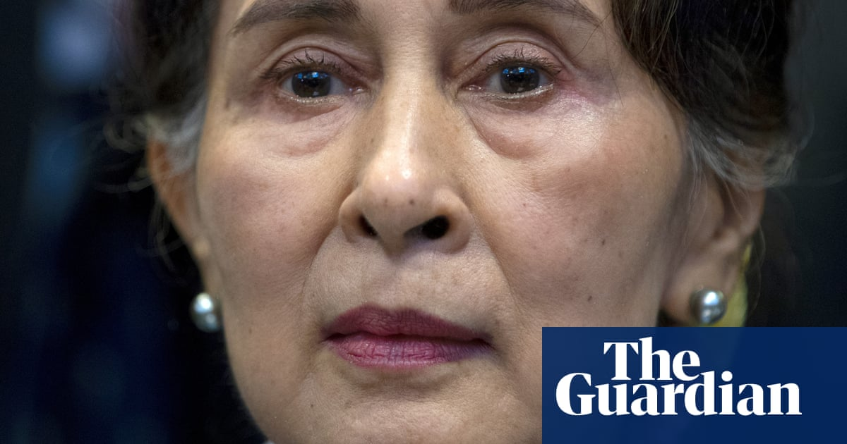 Aung San Suu Kyi appears in closed court on corruption charges