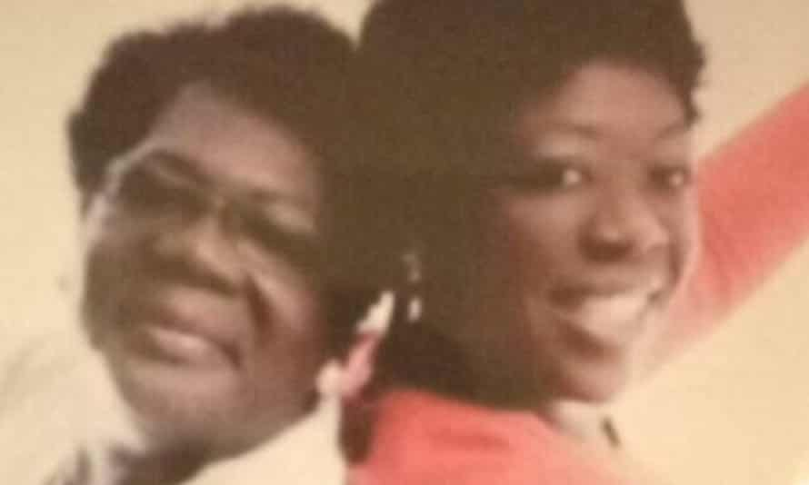 Shirley and Stephanie Ince