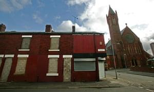 St Benedict's Church, West Gorton, Manchester.
