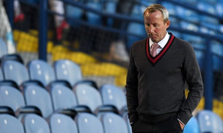 Lee Bowyer blames 'scary' boardroom chaos for Charlton's relegation