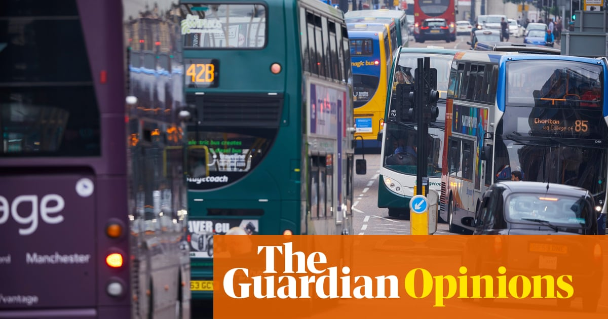 Bus privatisation has destroyed a British public service – but there is a way back