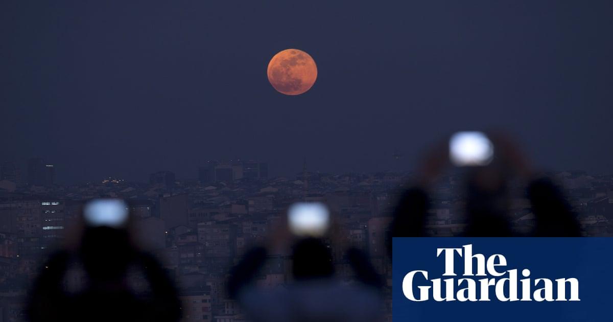 blood moon 2018 gallery - photo #25