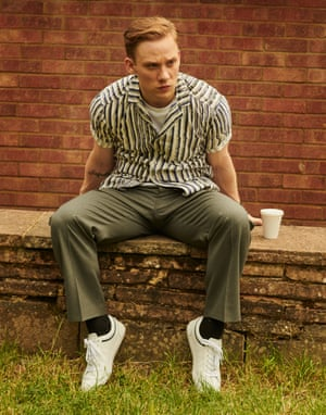 'I got arrested. I was getting up to nonsense': Joe Cole wears shirt by danielwfletcher.com; trousers Gucci (mrporter.com); and trainers marksandspencer.com.