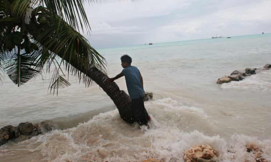 If we don't do anything now, the response to climate change will extend existing inequities, with the burden heaped upon the poor and the weak