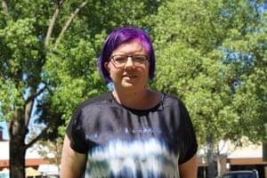MND sufferer Tania Magoci. NSW. Australia.