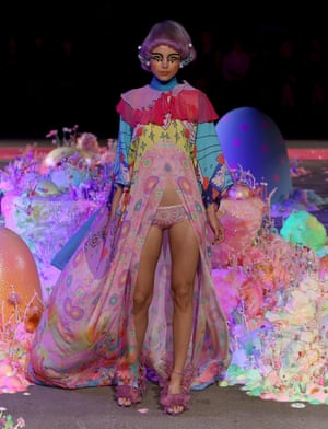 Mushroom Magic was their iconic spring/summer 2013 collection, inspired by artists Pip & Pop and filled with references to Strawberry Shortcake dolls and psychedelia.