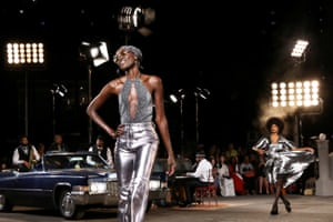 hilfiger fashion show