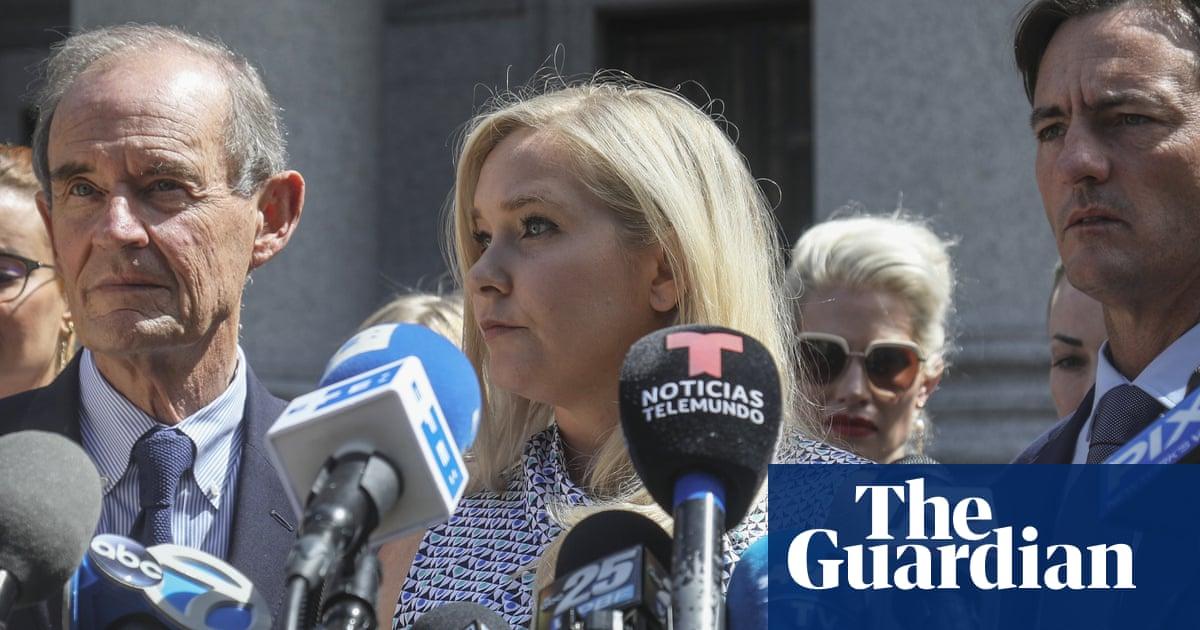 Epstein accuser Virginia Giuffre sues Prince Andrew