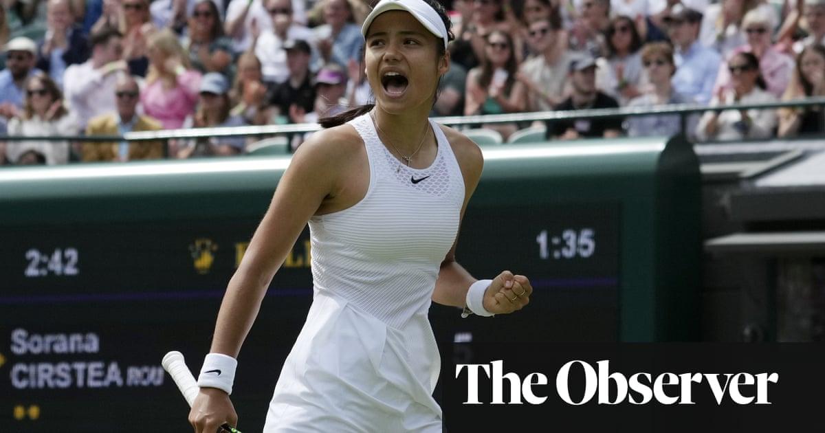 'I'm having a blast': Emma Raducanu vows to enjoy wildcard Wimbledon run