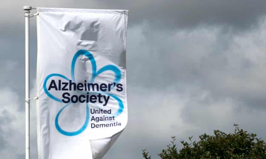 Alzheimer's Society banner.