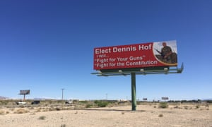 Dennis Hof, a reality TV star, is running for state assembly.