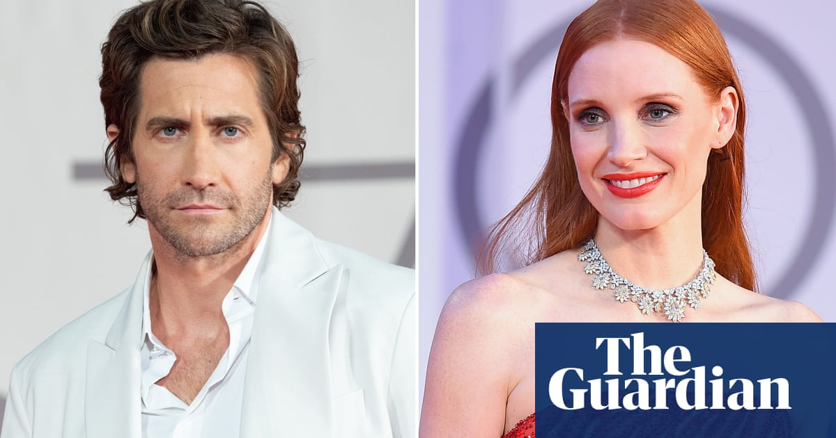 Jake Gyllenhaal and Jessica Chastain movies head to Toronto film festival