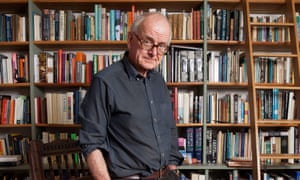 Neurosurgeon and writer Henry Marsh at home in London