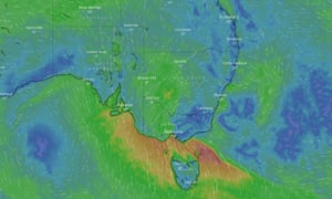 Wild weather warning for Australia's east coast, with chance