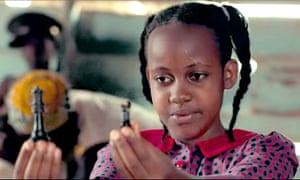 Disney's 2016 film Queen of Katwe, with Lupita Nyong'o (pictured), told the story of chess prodigy Phiona Mutesi.