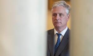 National security adviser Robert O'Brien.