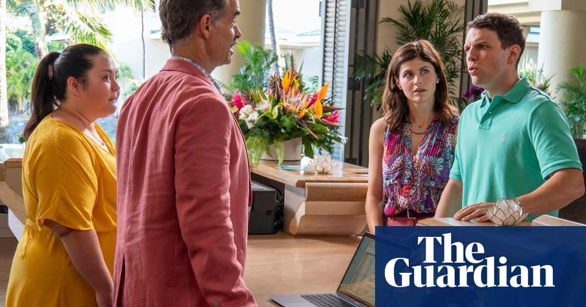 The White Lotus is the best satire of wealth privilege on TV right now