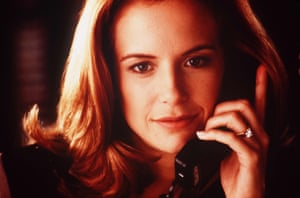 Jerry Maguire, 1996Preston plays Tom Cruise's fiancée Avery.