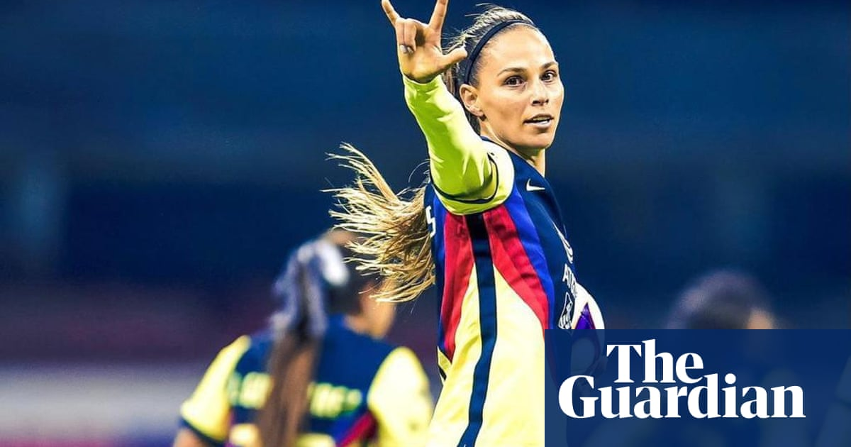 Janelly Farias: Mexican soccer's most outspoken and fearless player