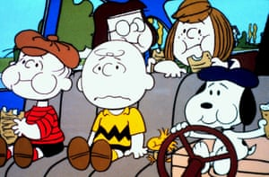 Upper-midwest diffidence … A Boy Named Charlie Brown (1969), based on Charles Schulz's Peanuts comic strip.