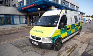Heatstroke, exhaustion and breathing problems have increased numbers of patients admitted for emergency care.