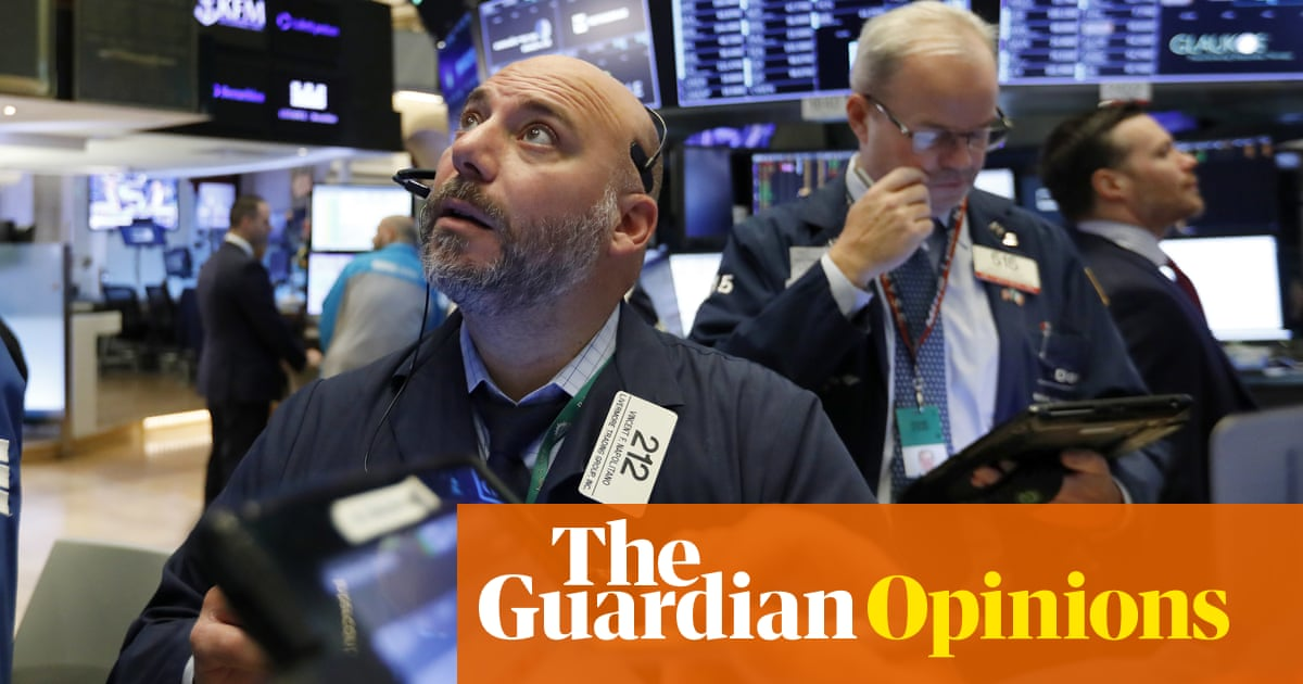 'Taper tantrum' by stock markets points to gaps in the easy recovery story