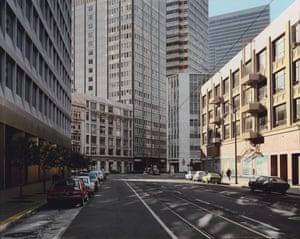 Stephen Shore, Market Street, San Francisco, California, September 4, 1974