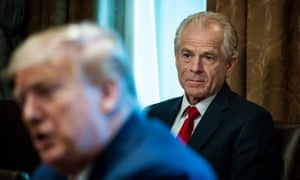 Peter Navarro, the director of the USA national trade council, gave Donald Trump detailed memos in January and February on the likely impact of the coronavirus pandemic.