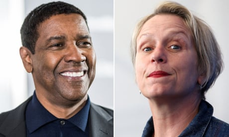 Denzel Washington and Frances McDormand to star in Joel Coen's Macbeth
