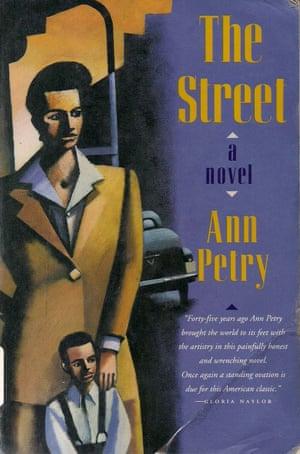 The Street Novel by Ann Petry